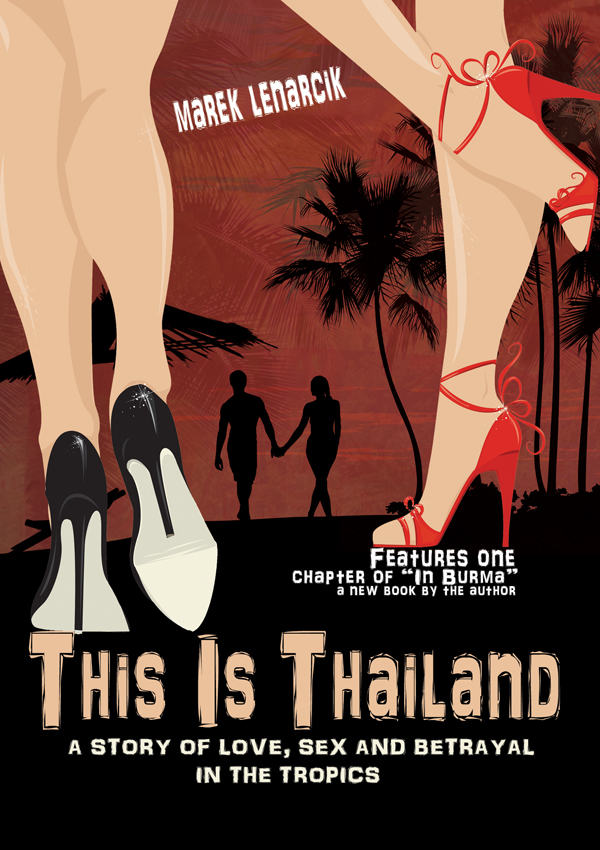 "Cover of ""This is Thailand"" made by Kamila Śleboda"
