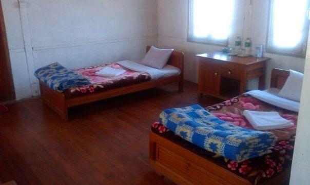 Wnętrze pokoju w Oasis Resort. Fot. Życie w tropikach