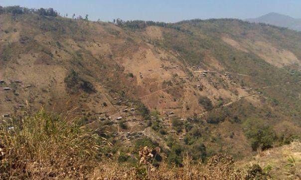 Wioska Kyar Do. Fot. Życie w tropikach